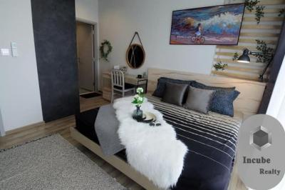 เช่าคอนโดสะพานควาย จตุจักร : P36CR2001083 Rent THE LINE Jatujak-Mochit 2 Bed 42000