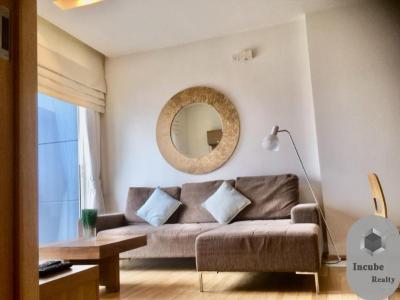 เช่าคอนโดสุขุมวิท อโศก ทองหล่อ : P36CR2001097 Rent Siri at Sukhumvit 1 Bed 37000