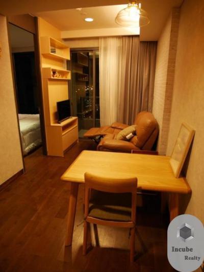 เช่าคอนโดสุขุมวิท อโศก ทองหล่อ : P36CR2001101 Rent The Lumpini 24 1 Bed 26000