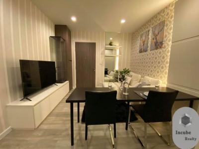 เช่าคอนโดวงเวียนใหญ่ เจริญนคร : P36CR2001105 Rent Urbano Absolute Sathon - Taksin Studio 18000