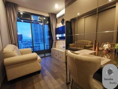 เช่าคอนโดราชเทวี พญาไท : P36CR2001107 Rent Ideo Q Siam - Ratchatewi Studio 21000