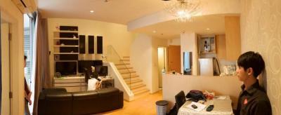 For SaleCondoRatchathewi,Phayathai : Sell / Rent Villa Rachatewi Villa ratchathewi 80sqm duplex