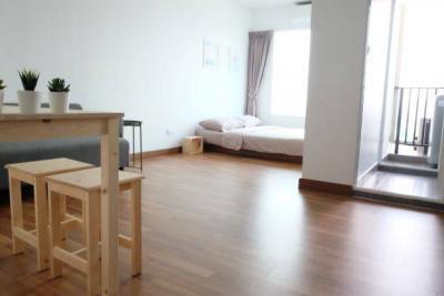 For RentCondoBang Sue, Wong Sawang : 6198 ให้เช่าคอนโด รีเจ้นท์ บางซ่อน Regent Home บางซ่อน ติดรถไฟฟ้า มีเครื่องซักผ้า