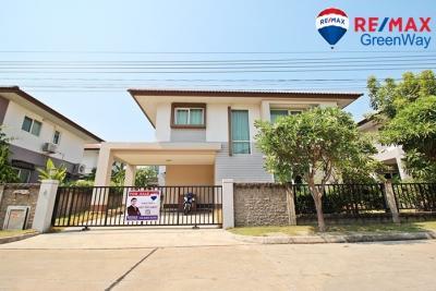 For SaleHouseRama 2, Bang Khun Thian : Single house Casa Presto Rama 2 Casa Presto Rama2 Bang Khun Thian - Beach 50.6 sq.wa.