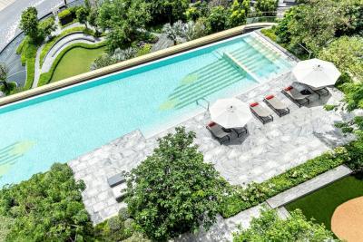 ขายคอนโดวงเวียนใหญ่ เจริญนคร : SELL Magnolia 3 Bedroom Tel.099-5919653