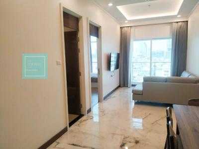 For RentCondoSilom, Saladaeng, Bangrak : For rent, Supalai Elite Surawong, only 33,000 baht (accepting agent)