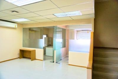เช่าสำนักงานรัชดา ห้วยขวาง : ให้เช่า ออฟฟิศใจกลางเมือง ติดสถานีรถไฟฟ้า MRT Office For Rent
