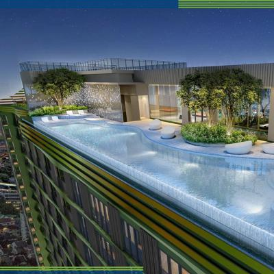 For SaleCondoLadprao, Central Ladprao : ★ ☆ ★ ☆ For Sale The Line Pahonyothin 1 bedroom 41 sqm. Special price 4.45 million ★ ☆ ★ ☆