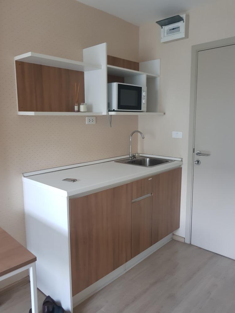 For RentCondoOnnut, Udomsuk : Rent : Elio Condo Sukhumvit 64 (1 Bed Room)