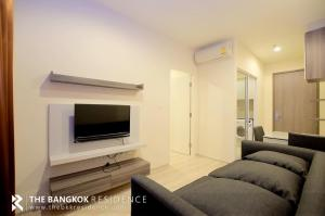 For SaleCondoRatchadapisek, Huaikwang, Suttisan : Quick sale with furniture, very cheap room, owner is much cheaper than the market, Centric Huaikwang 3,200,000