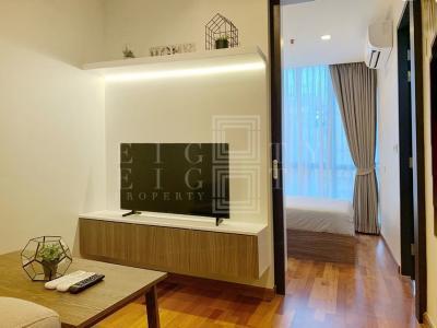เช่าคอนโดราชเทวี พญาไท : For Rent Wish Signature Midtown Siam (27 sqm.)