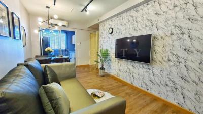 เช่าคอนโดท่าพระ ตลาดพลู วุฒากาศ : For Rent City Home Tha - Phra (48.5 sqm.)