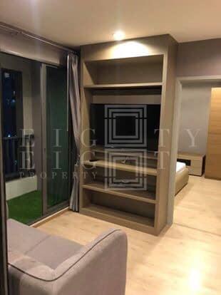 เช่าคอนโดท่าพระ ตลาดพลู : For Rent Ideo Wutthakat (45 sqm.)