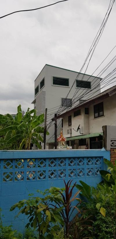 For RentHouseKasetsart, Ratchayothin : Dormitory rental announcement, affordable price, suitable for students Next to Kasetsart University. Price 6500 baht