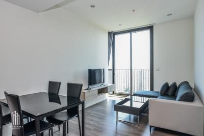 For RentCondoOnnut, Udomsuk : Condo for RENT * Whizdom Essence, high floor 20+, corner unit, south view, good view, fully furnished, ready to move in immediately @ 36,000 Baht