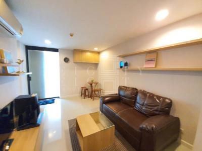 เช่าคอนโดอ่อนนุช อุดมสุข : For Rent Zenith Place Sukhumvit 42 (38 sqm.)