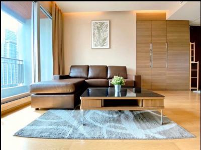 For RentCondoRama9, RCA, Petchaburi : ++ Urgent Rental ++ THE ADDRESS ASOKE ** 2 Bedroom 75 sq. M. 22nd Floor, Fully-Furnished View !!