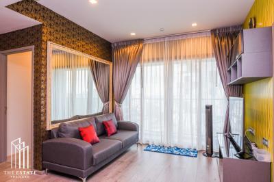 ขายคอนโดลาดพร้าว เซ็นทรัลลาดพร้าว : SALE *Whizdom Avenue Ratchada-Ladprao ชั้นสูง ห้องมุม ทิศเหนือ เฟอร์อย่างดี พร้อมอยู่ @10.00 MB