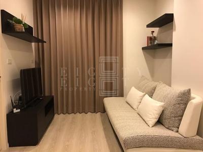 เช่าคอนโดรัชดา ห้วยขวาง : For Rent Quinn Condominium (35 sqm.)