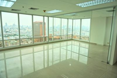 For RentOfficeRatchadapisek, Huaikwang, Suttisan : Office For Rent Forum Tower Near the subway station