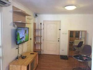 For RentCondoKhlongtoei, Kluaynamthai : For rent, Lumpini Place Rama 4-Sathorn, Studio room, corner room, 2 windows, pool view