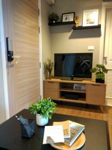 For RentCondoOnnut, Udomsuk : A1475 For rent, B Republic Sukhumvit 101/1, size 25 sq m. 1 bedroom, beautiful room * BTS Punnawithi.