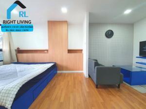 For RentCondoKhlongtoei, Kluaynamthai : Condo for rent, Lumpini Place Rama 4-Sathorn, 3rd floor, very beautiful room, near MRT Lumpini, special price