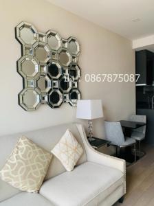 For RentCondoSukhumvit, Asoke, Thonglor : For Rent Ashton Asoke, High floor, Nice room, Beautiful view, Can move in