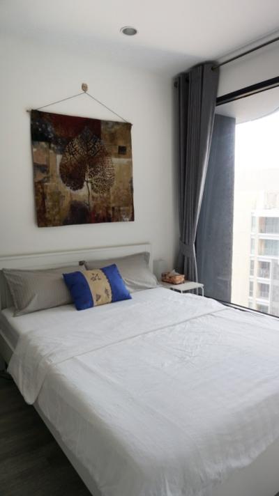 For RentCondoRama9, RCA, Petchaburi : FOR RENT IDEO MOBI ASOK Building A 1Bedroom 30Sq.m (Com50:50)
