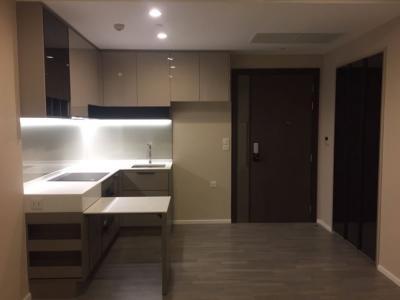 For SaleCondoBang Sue, Wong Sawang : Condo 333 Riverside, 1 bed, river view, only 6.7 million