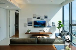 For RentCondoSathorn, Narathiwat : For Rent / Sale ** The Bangkok Sathorn, high floor, beautiful river view **