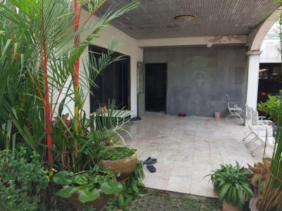 For SaleHouseLadprao, Central Ladprao : H023-House for sale Sena Niwet Village, Project 1 88 Sq. 2 floors, 4 bedrooms, 2 bathrooms @ 7,500,000