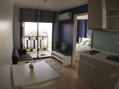 ขายคอนโดอ่อนนุช อุดมสุข : M2200-ขายคอนโด อาทีมิส สุขุมวิท77 28ตรม.ชั้น16 1ห้องนอน 1ห้องน้ำ พร้อมเครื่องซักผ้า@2,750,000