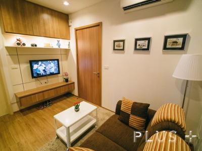 ขายคอนโดอ่อนนุช อุดมสุข : ขายพร้อมผู้เช่า!! 1 ห้องนอน Hasu Haus คอนโด สุขุมวิท 77 เพียง 3.79 ล้านบาท