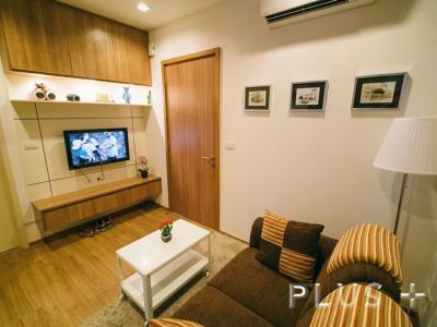 For SaleCondoOnnut, Udomsuk : Sell with tenants !! 1 bedroom Hasu Haus condo, Sukhumvit 77, only 3.79 million baht