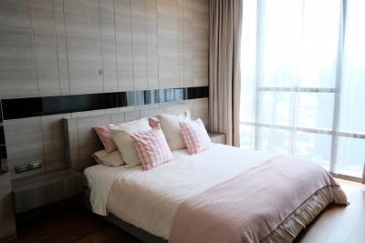 For RentCondoSathorn, Narathiwat : ✅ For Rent ** The Bangkok Sathorn, very nice decoration, high floor, beautiful river view **