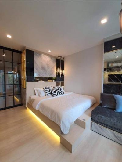 For RentCondoWitthayu,Ploenchit  ,Langsuan : + + + + + + + + + + + To + + + + + +: Life One Wireless ** Studio room, 28 sq.m., 6th floor