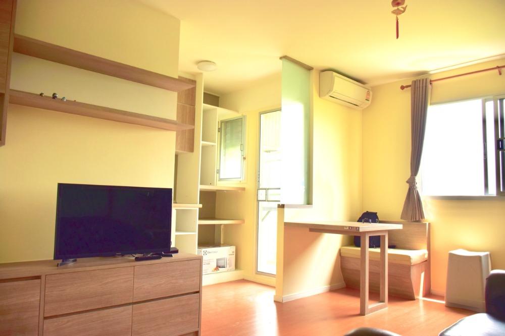 "For SaleCondoSamrong, Samut Prakan : Condo 2 bedrooms for Sale ""Lumpini Mixx Thepharak"" nearby BTS Samrong Station"