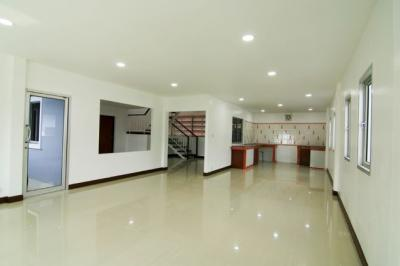 For SaleHome OfficeKaset Nawamin,Ladplakao : H026-Home office for sale, Soi Nawamin 74, Nawamin road, 130 sq.m .. 3 floors, 7 bedrooms, 7 bathrooms Suitable for office and residence @ 15,900,000