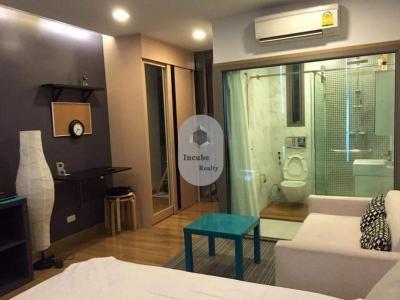 For RentCondoSathorn, Narathiwat : P33CR1803086 Quad Sathorn Studio 1bath 29 sqm. 15000baht
