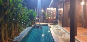 เช่าบ้านราชเทวี พญาไท : #ให้เช่า #บ้านทรงไทยประยุกต์ พร้อม สระว่ายน้ำส่วนตัว บ้านพร้อมอยู่ ย่าน ปฏิพัทธ์ พญาไท