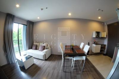 เช่าคอนโดอ่อนนุช อุดมสุข : For Rent The BASE Park West Sukhumvit 77 (55 sqm.)
