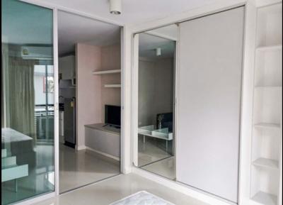 For RentCondoBangna, Lasalle, Bearing : For Sale / Rent Swift Condo @ABAC Bangna 29 sqm, near ABAC Bangna 7,000 baht