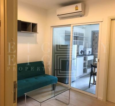 For RentCondoThaphra, Wutthakat : For Rent Aspire Sathorn-Thapra (30 sqm.)