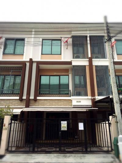 For RentTownhouseSukhumvit, Asoke, Thonglor : FOR RENT The Private Sukhumvit 77 (BTS Onnut)