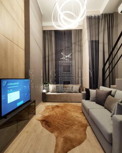 เช่าคอนโดพระราม 9 เพชรบุรีตัดใหม่ : For Rent Ideo New Rama 9 (36 sqm.)