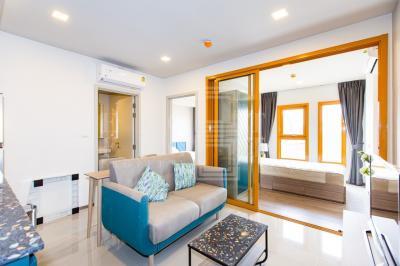 เช่าคอนโดอ่อนนุช อุดมสุข : For Rent The BASE Sukhumvit 50 (34.92 sqm.)