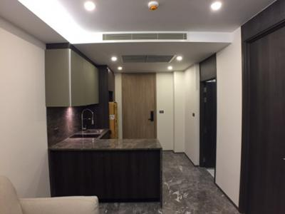 For RentCondoSukhumvit, Asoke, Thonglor : For Rent condo 168 Sukhumvit 36 2nd floor good-looking room Near BTS Thonglor