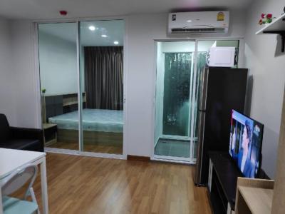 For RentCondoOnnut, Udomsuk : Rent Regent Home Sukhumvit 81. Price 9000