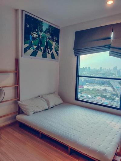 For RentCondoRamkhamhaeng, Hua Mak : Rent the base Rama 9 condo, 32 floor, beautiful view